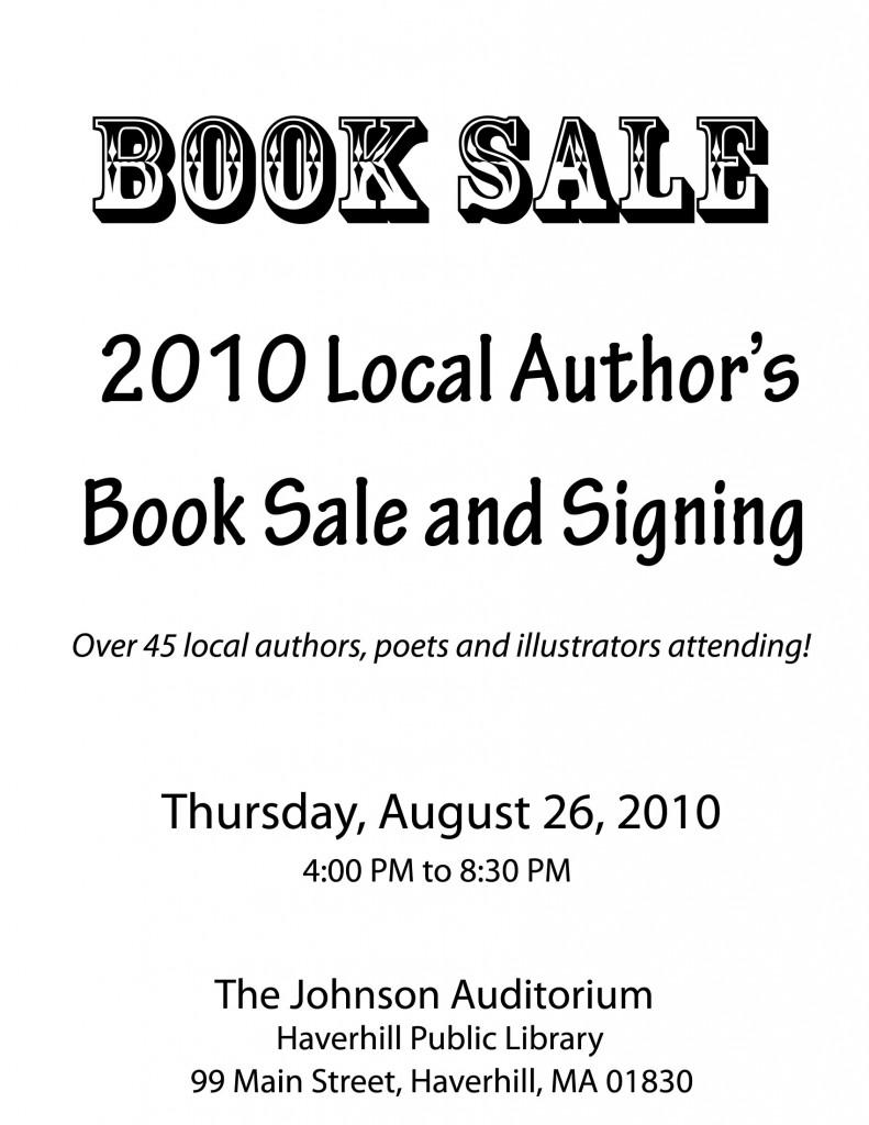 2010 NEAE Book Sale