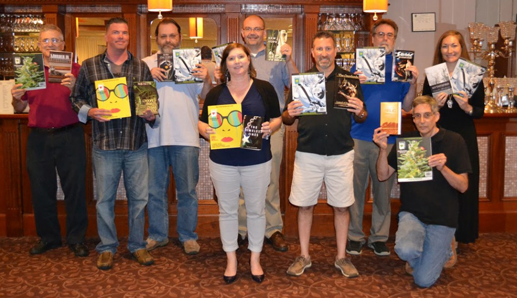 Thank you ForeWord Reviews! Authors at the 2015 New England Authors Expo.