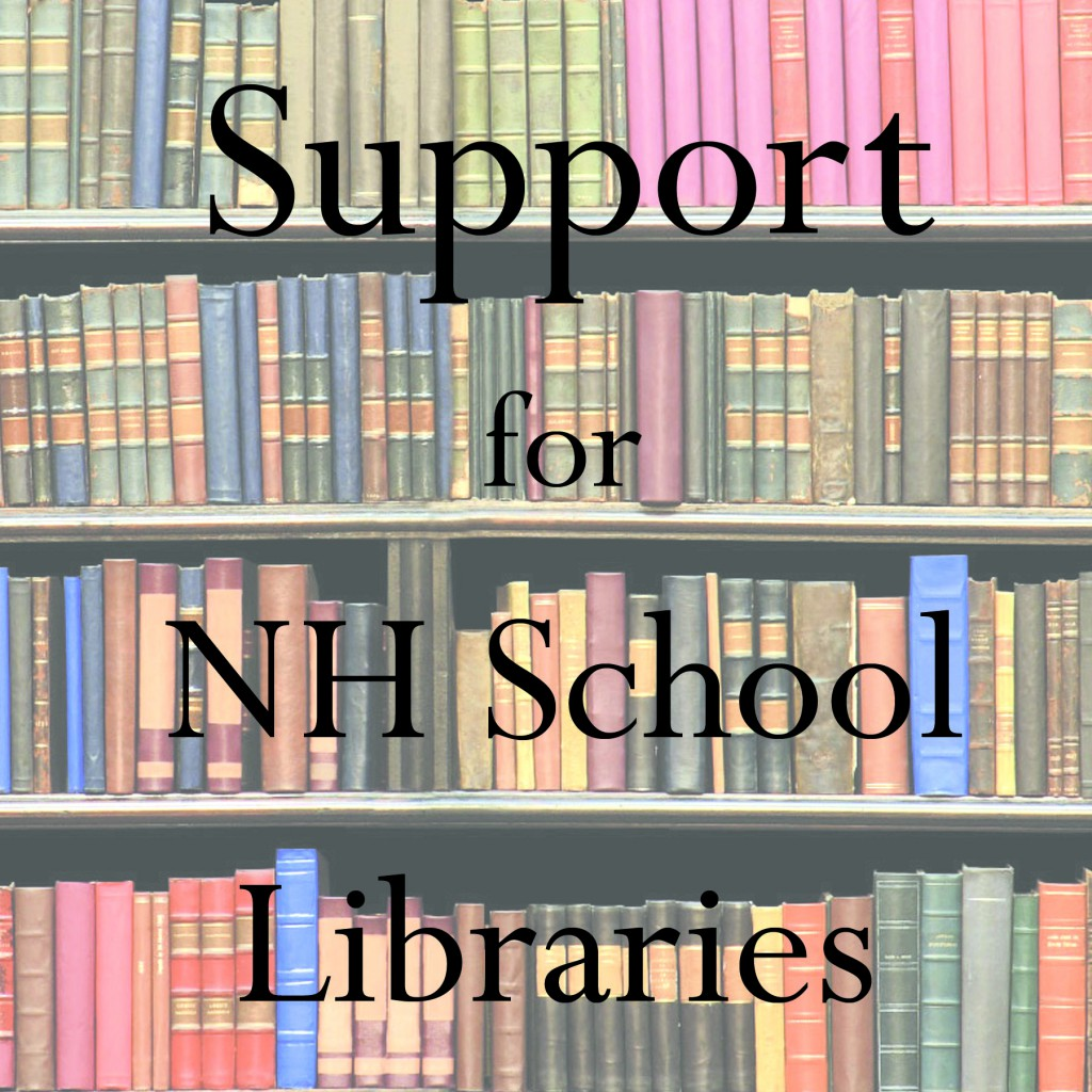 Support for NH School Libraries was the official charity for the Author's Night at the Vineyard II